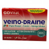 GOVITAL Veino-draine x30 gélules