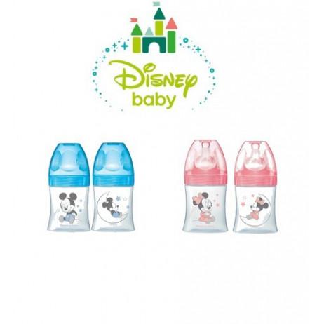 DODIE Sensation+ Disney biberon anti-colique tétine plate 270ml