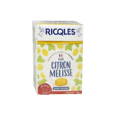 RICQLES Bonbons sans sucres